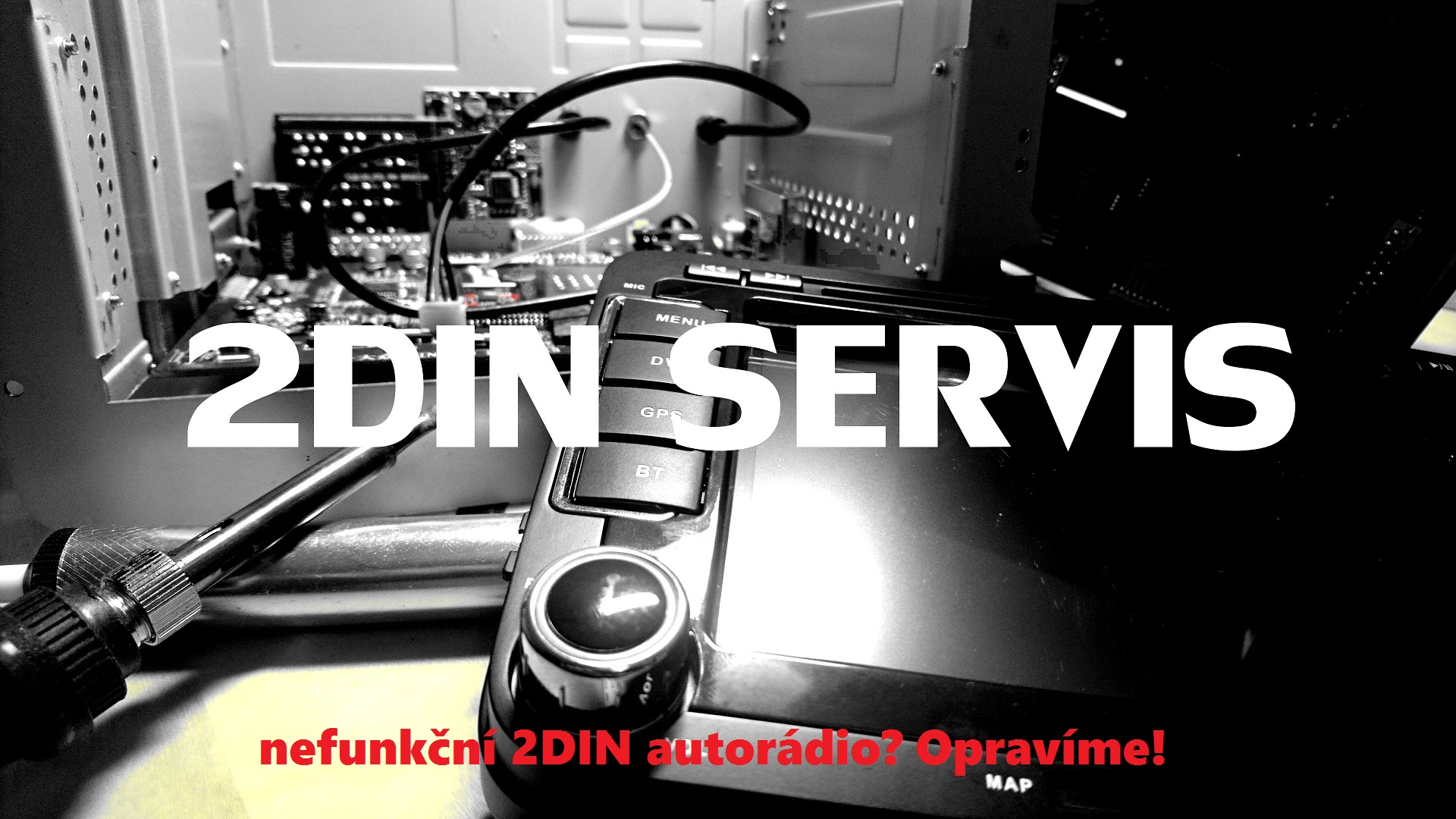 2DIN Servis