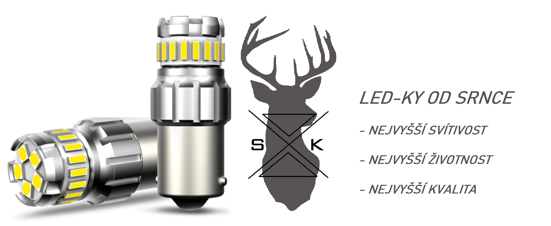 LED žárovky do auta
