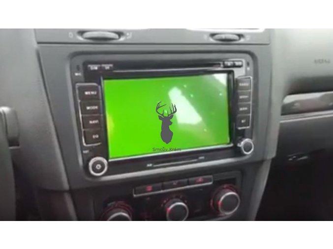 nefunkční displej zelená obrazovka, pisklavý zvuk