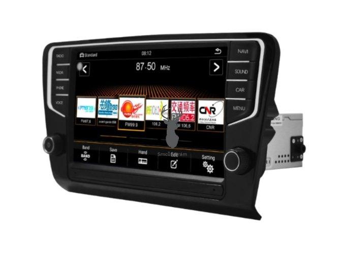 octavia iii Android 8.1 Car Multimedia Skoda Octavia A7 MIBIV 914 největší podpora funkcí vozu