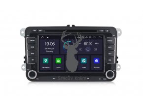 VW autorádio srn-PX30-1 Android 10