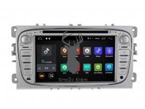 "7"" OEM 2DIN Ford Focus autorádio Android 7.1"