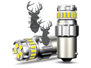 LED srncův krám BA15S