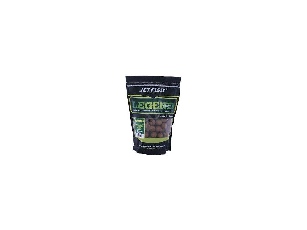 JET FISH - Boilie 24mm - Biosquid 1kg