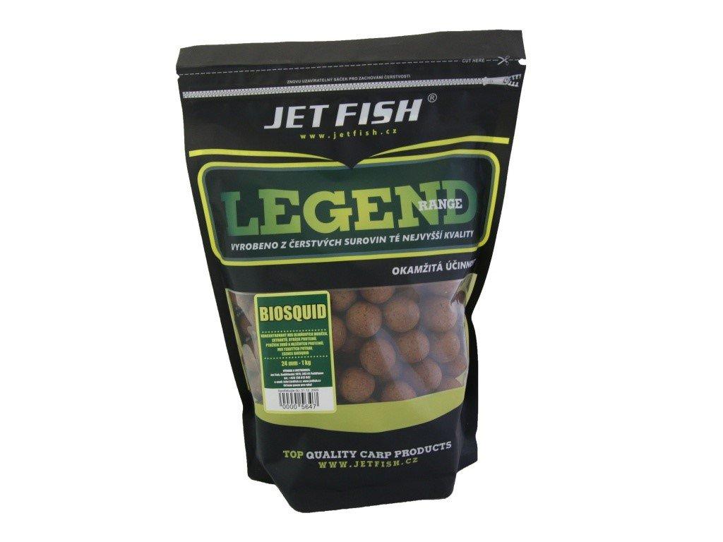 legend range boilie 1kg 24mm biosquid