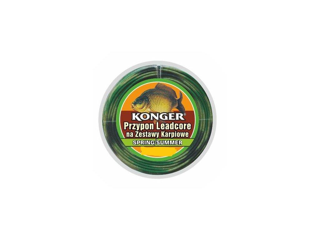 Konger - Spring / Summer návazcová šňůra - 10m / 11kg