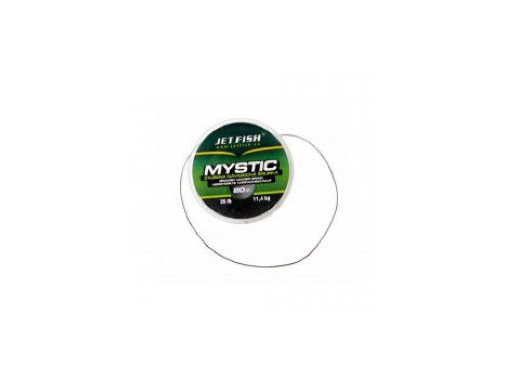 JET FISH - MYSTIC návazcová šňůra 20m / 11,4kg