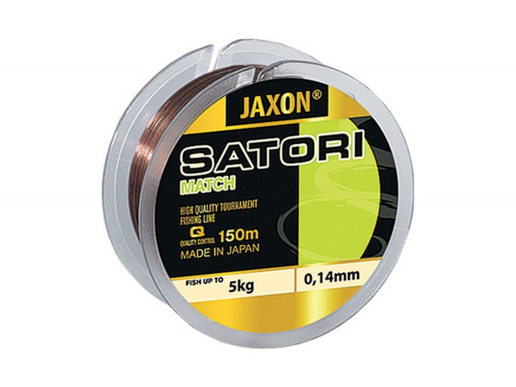 JAXON - vlasec SATORI - 150m / 0,12mm / 3kg