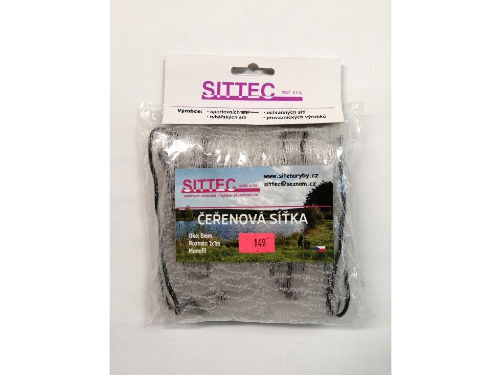SITTEC - Čeřenová síťka 1x1m / 8mm