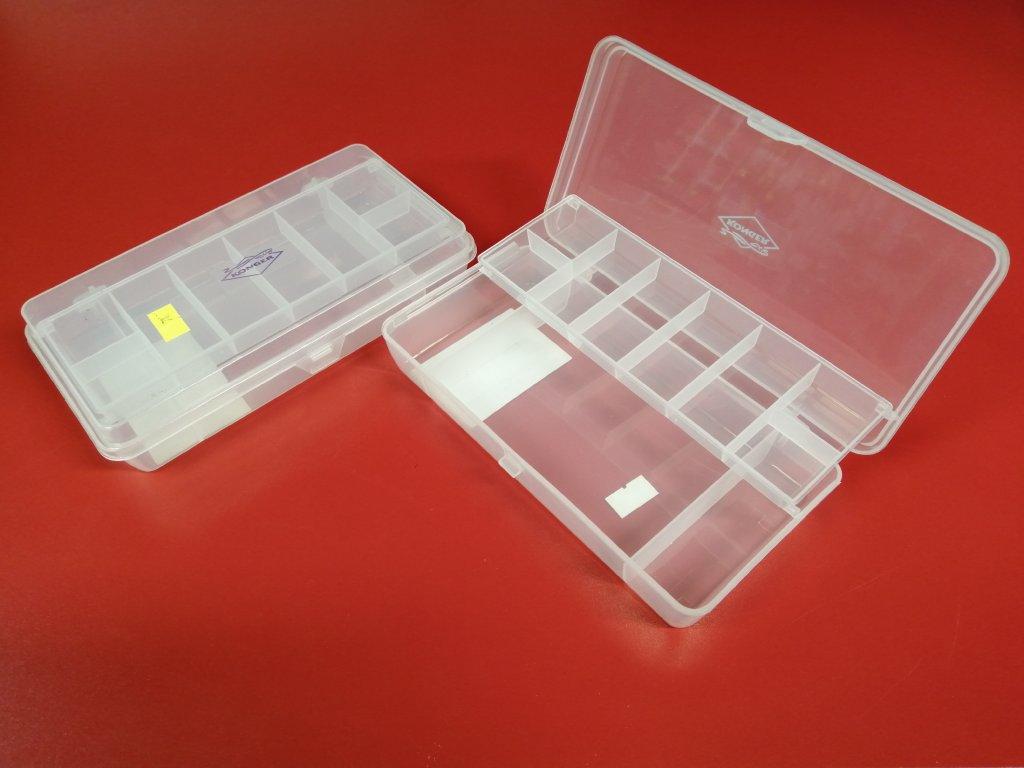 KONGER - Krabička na drobnosti dvoupatrová