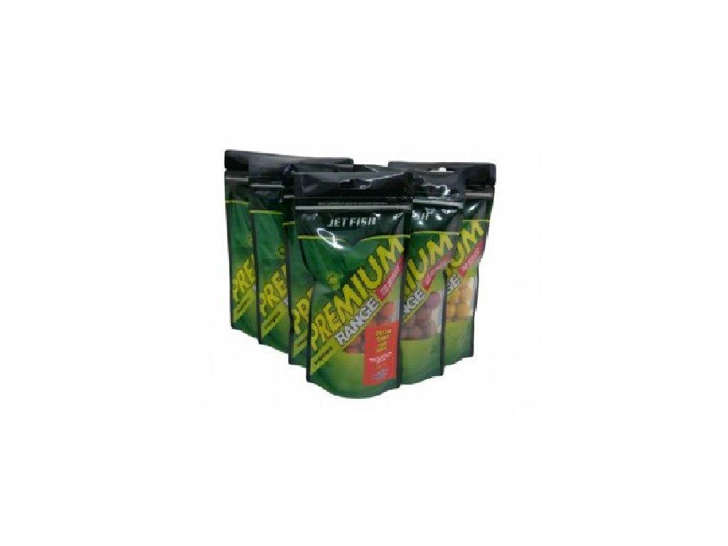 JET FISH - Squid / Krill - PREMIUM RANGE Boilie 200g