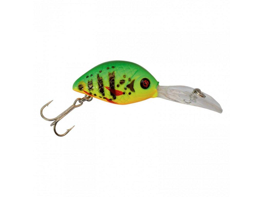 QUANTUM - Wobler Peacock 5,2cm/ 14g