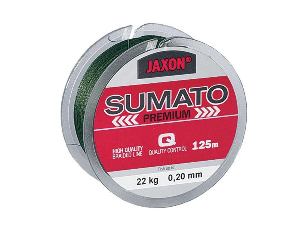 JAXON - šňůra SUMATO PREMIUM - 200m / 0,18mm / 19kg