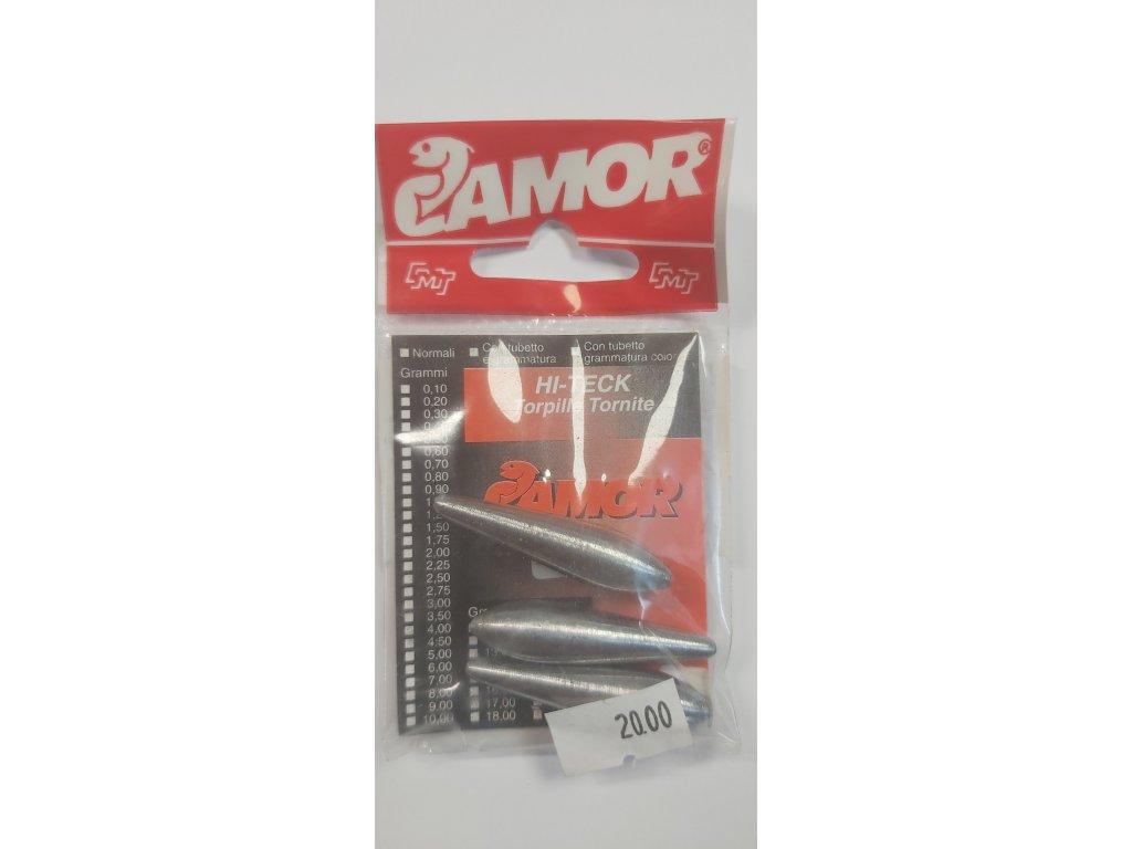 CAMOR - Sada olůvek 20