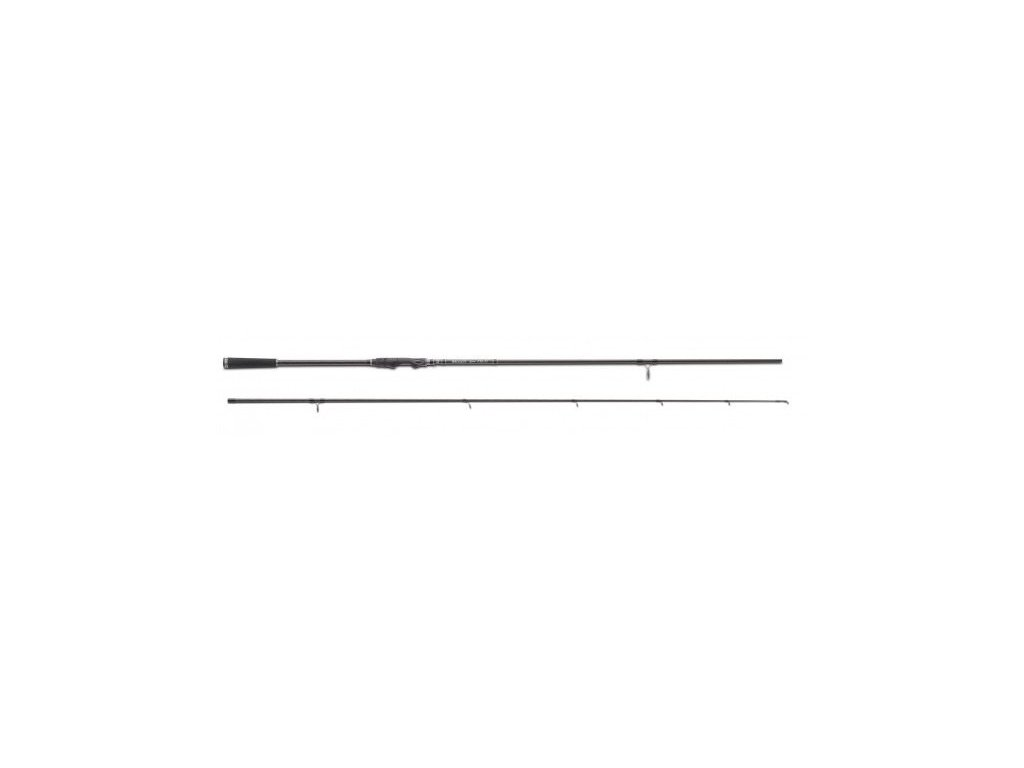 PRO-T - prut na přívlač BLACK SERIES - 2,4m / 45g