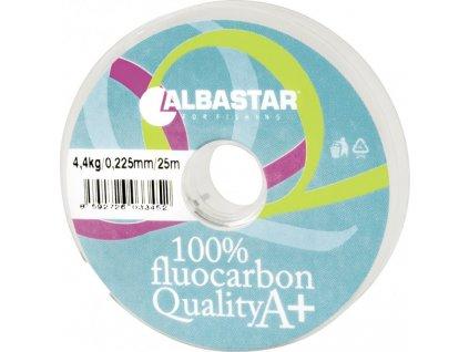 ALBASTAR- Fluocarbon 0,40mm/ 25m/ 11kg