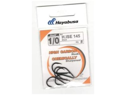 HAYABUSA - Háčky H.ISE 145 - velikost 12 / 10ks