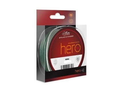 FIN - Hero návazcová šňůra - 0,12mm / 15m