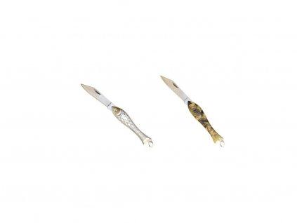 rybarsky nuz rybicka barva stribrna