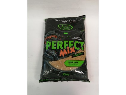 LORPIO - Vnadící směs PERFECT MIX - Bream River 3kg