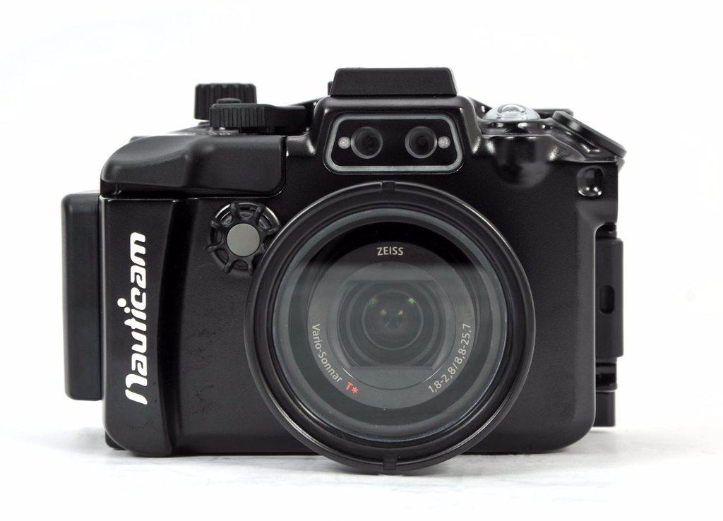 Nauticam pro kompaktní fotoaparáty