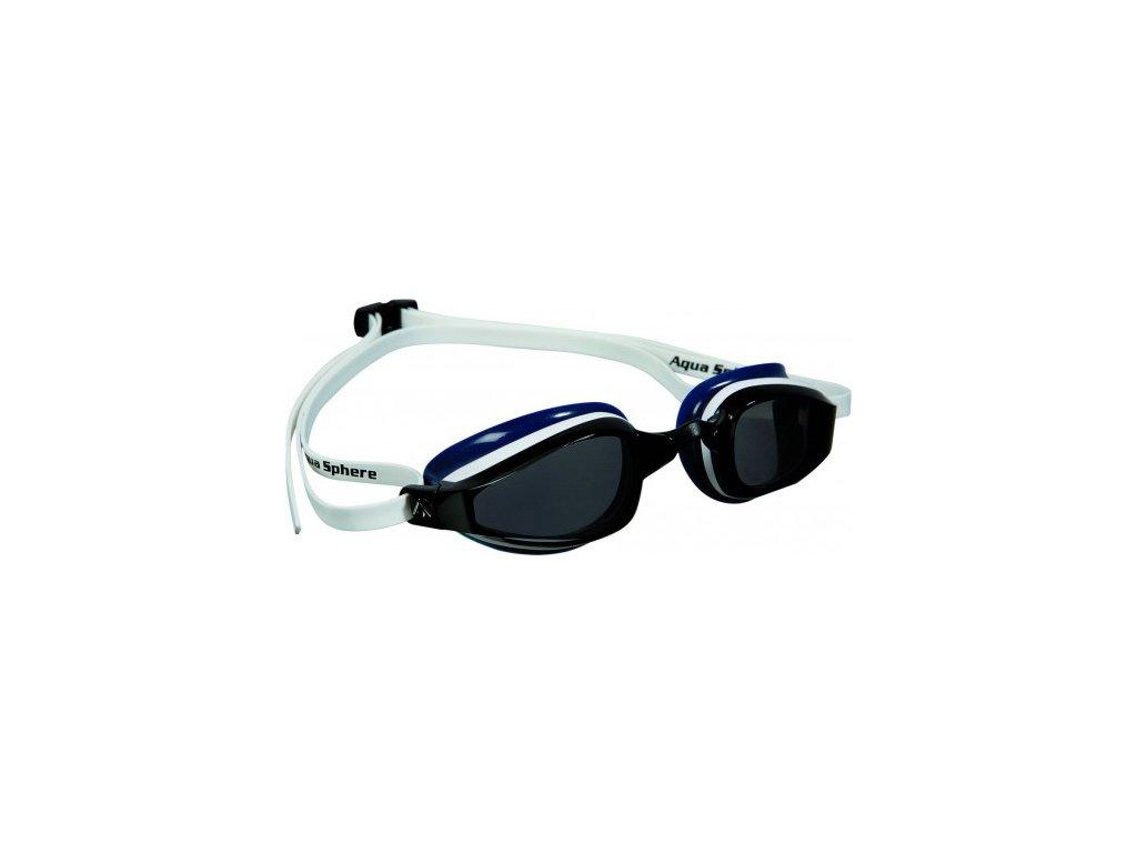 K180 tmavý zorník bílá modrá