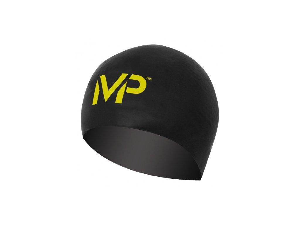 9f651c646b6 Značka  Aqua Sphere - Michael Phelps. 295 Kč –10 %. Plavecká čepice race cap  černá žlutá