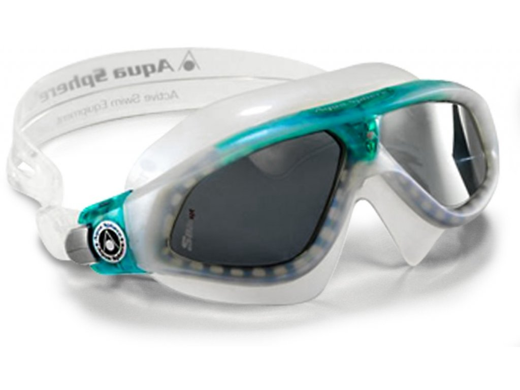 Aqua Sphere plavecké brýle Seal XPT Lady tmavý zorník perleťová