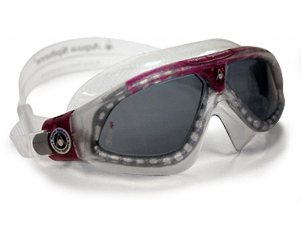 Aqua Sphere plavecké brýle Seal XPT Lady tmavý zorník třpytivá