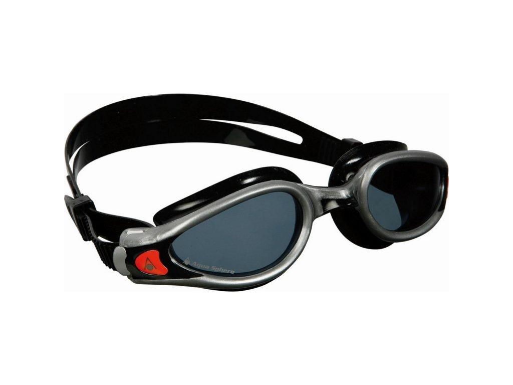 Aqua Sphere plavecké brýle Kaiman EXO tmavý zorník černá