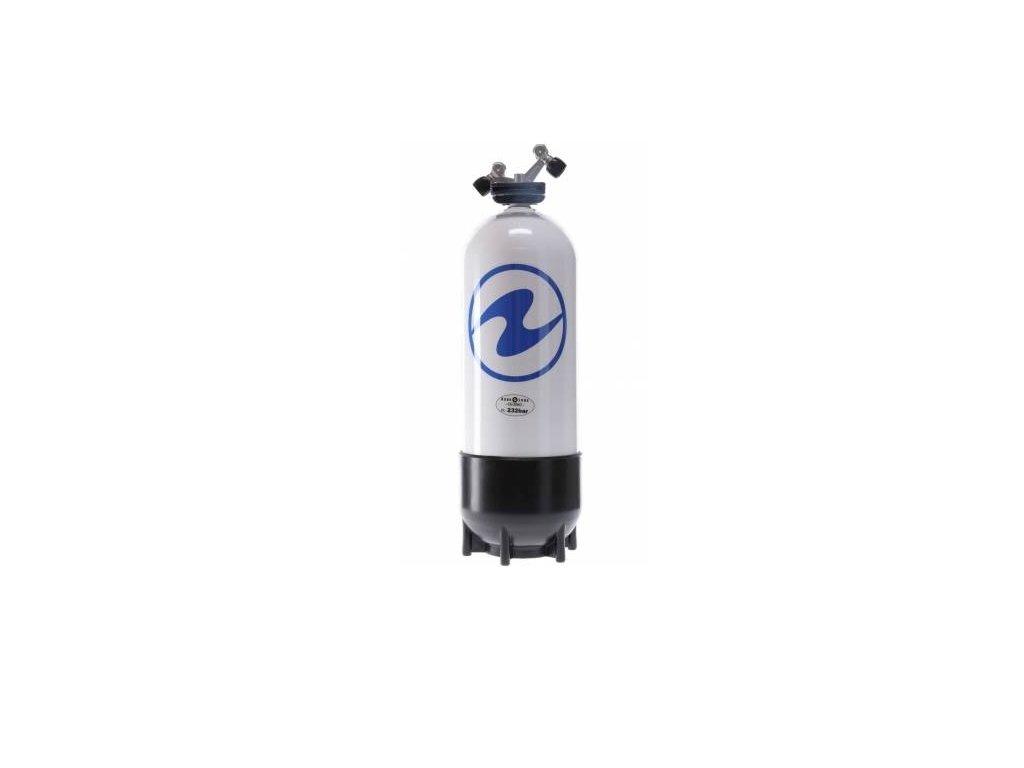 Aqualung lahev 15L TAG Valve 232BAR