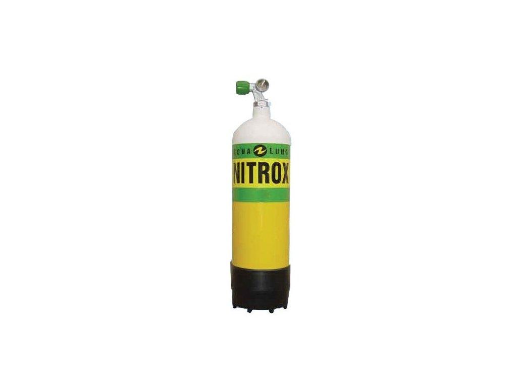 Aqualung potápěčská lahev 6L Z Valve NITROX/O2 200BAR