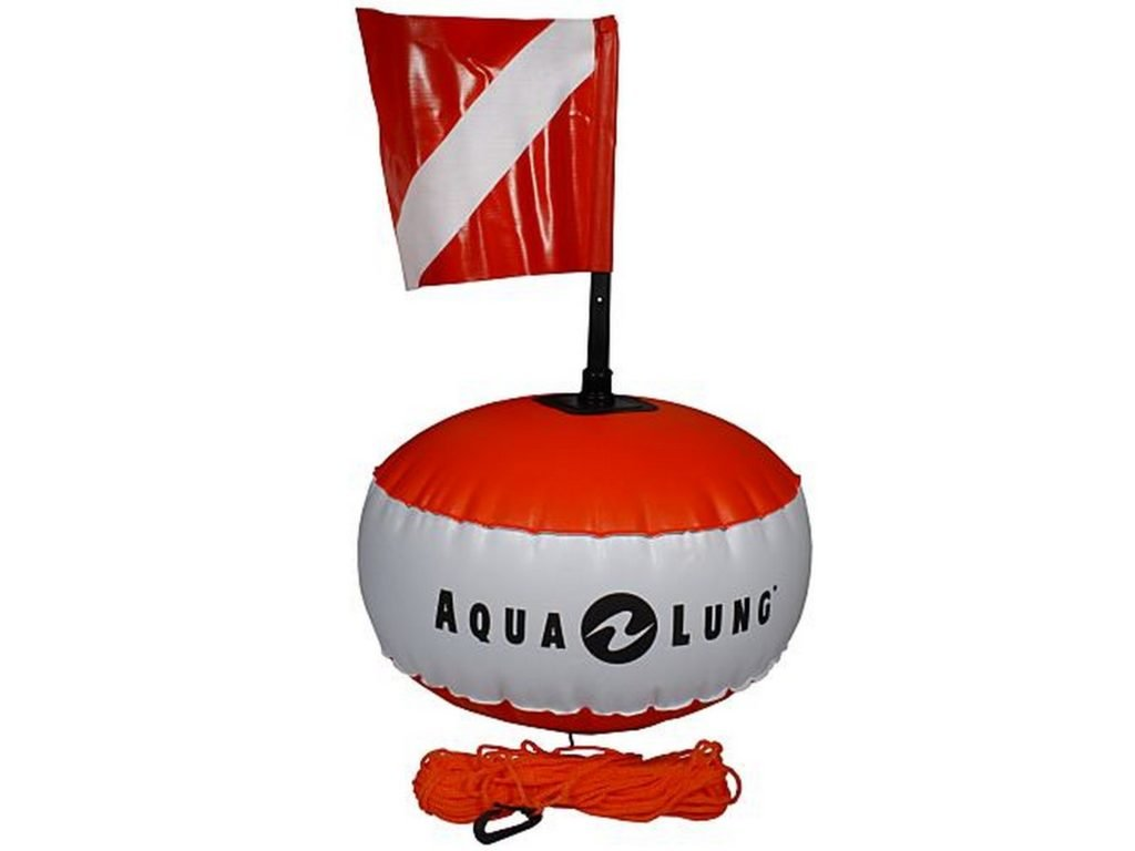 Aqualung bójka ROUND SURFACE BUOY