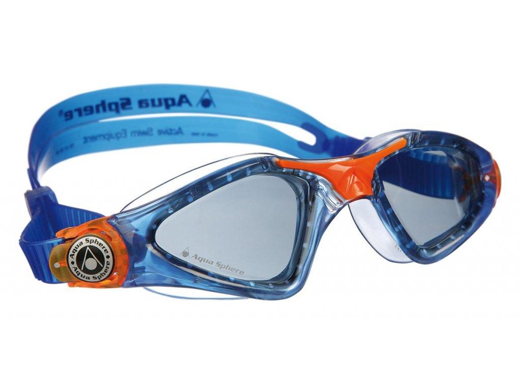 Kayenne Junior tmavy zornik modra oranzova