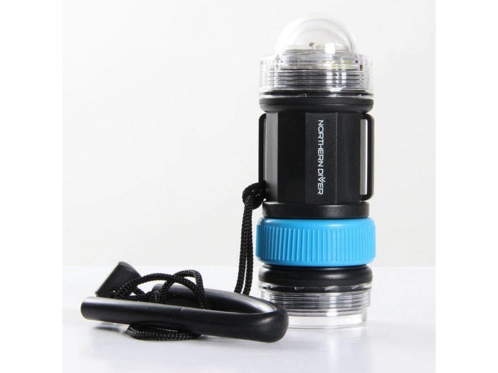 Aqualung signální stroboskop s led svítilnou COMBIFLASH LED