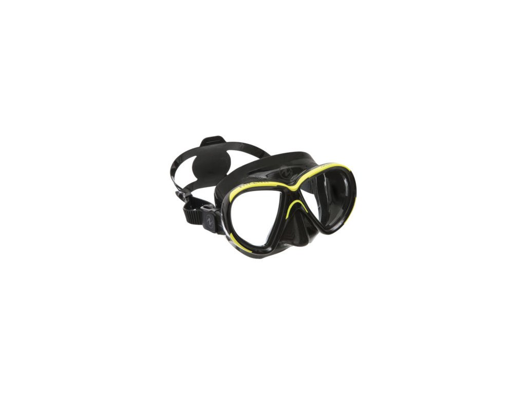Aqualung Technisub REVEAL X2 Black, Hot Lime
