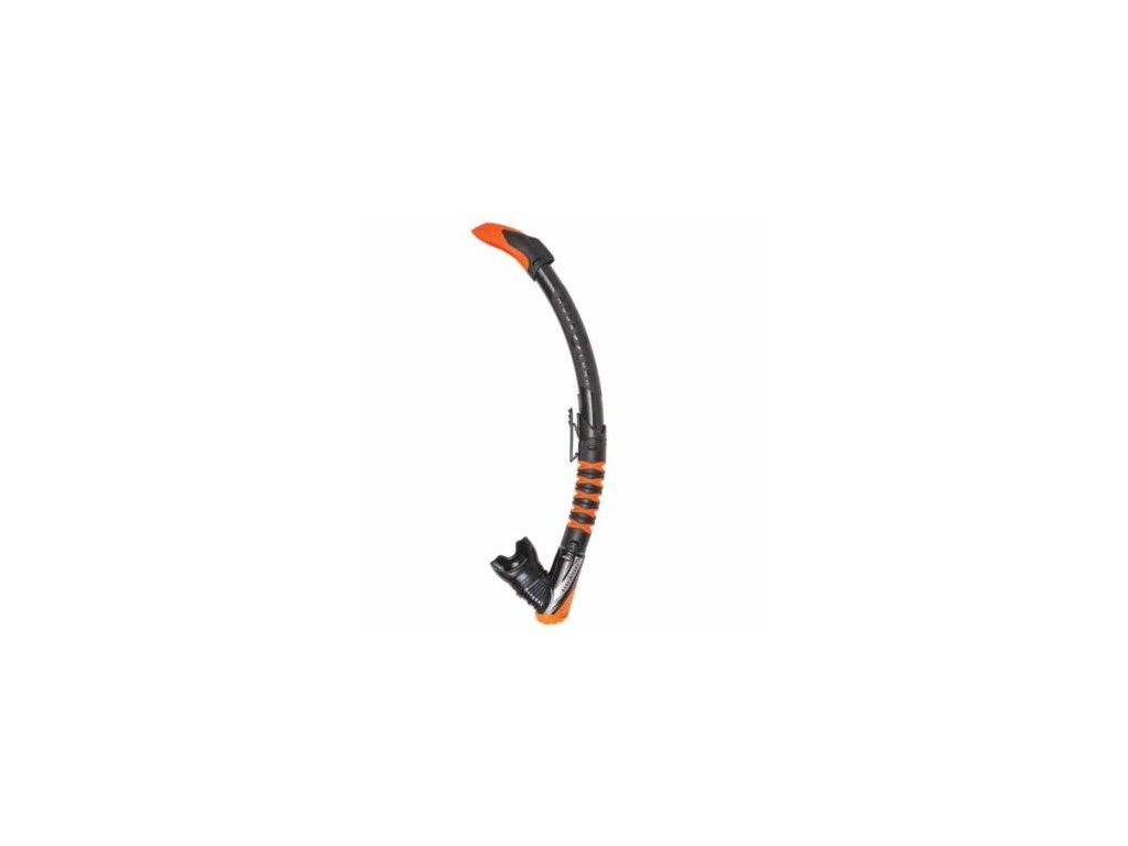 Aqualung Technisub ZEPHYR FLEX P.V. silikon černý, oranžová
