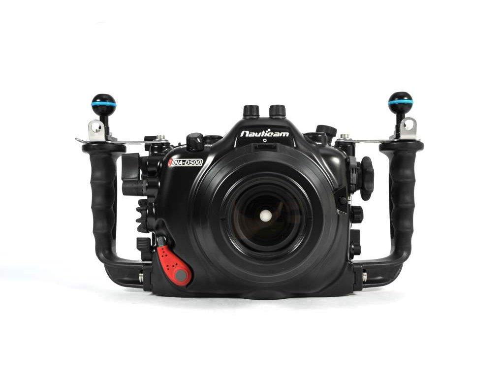 Nauticam NA-D500 Housing for Nikon D500 Camera