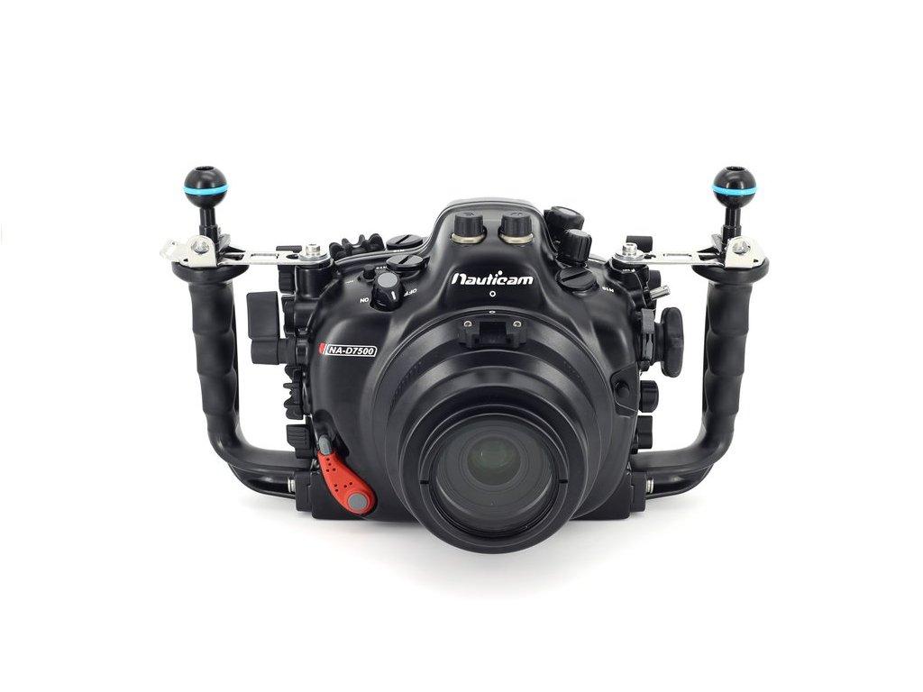 Nauticam NA-D7500 Housing for Nikon D7500 Camera
