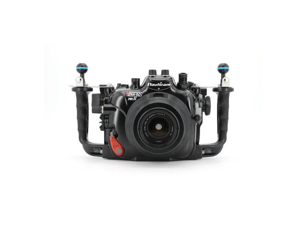 Nauticam NA-6DII housing for Canon 6D Mark II camera
