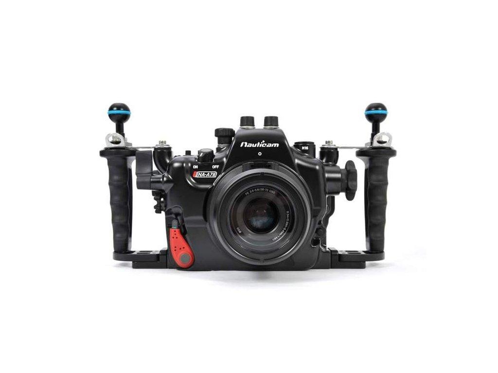 Nauticam NA-A7II housing for Sony A7 II/A7IIR camera