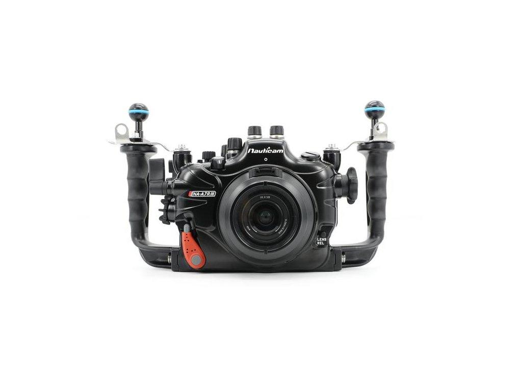 Nauticam NA-A7RIII Housing for Sony A7R III Camera