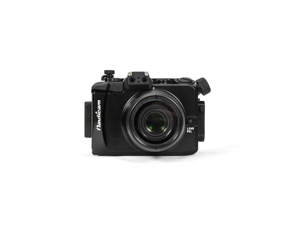 Nauticam NA-GX7 housing for Panasonic Lumix GX7 camera