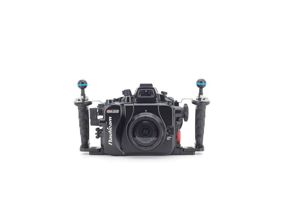 Nauticam NA-GH5 Housing for Panasonic Lumix GH5 Camera