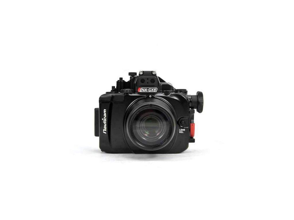 Nauticam NA-GX8 housing for Panasonic Lumix GX8 camera
