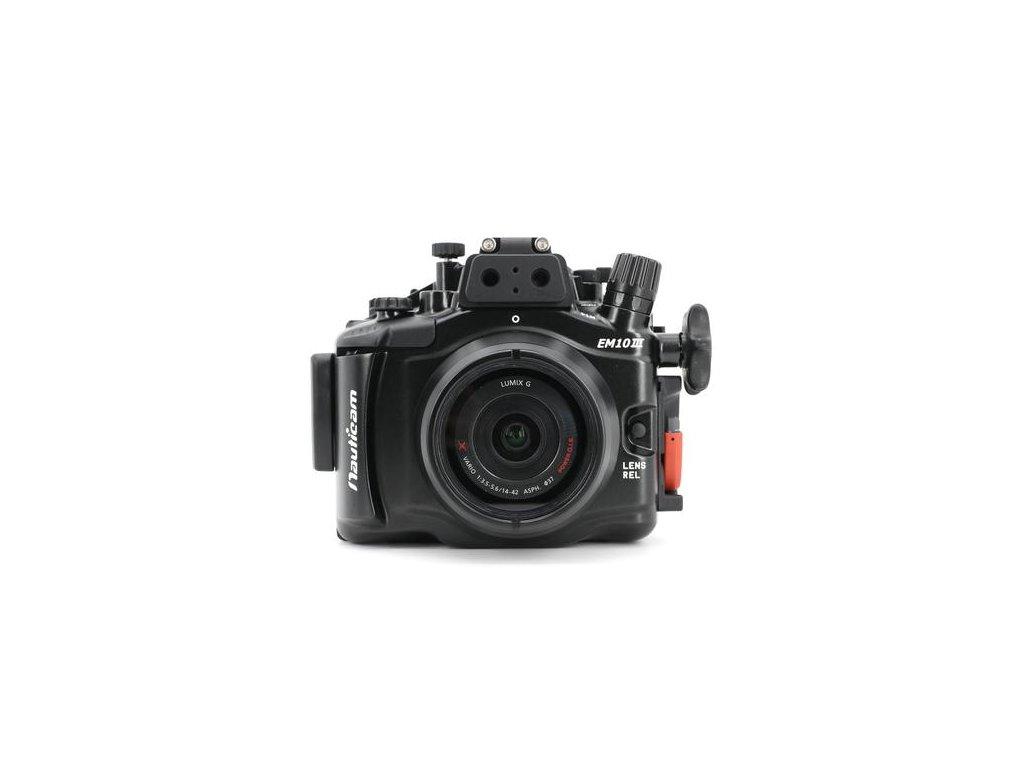 Nauticam NA-EM10III Housing for Olympus OM-D E-M10 III Camera