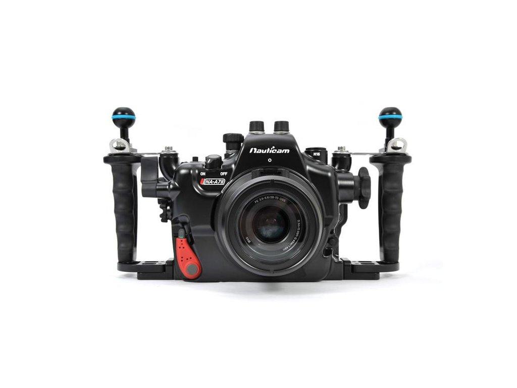Nauticam NA-A7II housing for Sony A7 II/A7RII camera  (No electrical bulkhead)
