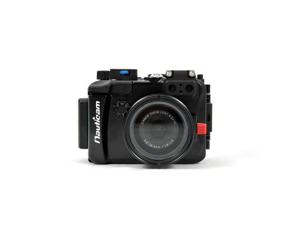 Nauticam NA-G7X housing for Canon PowerShot G7X camera