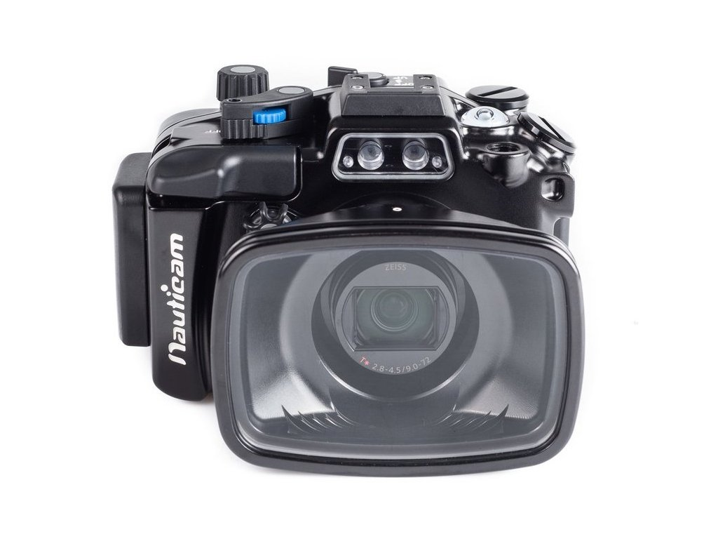 Nauticam NA-RX100VI Pro Package(Inc.flexitray, right handle, two mounting balls,M14 vacuumvalve, shutter extension)