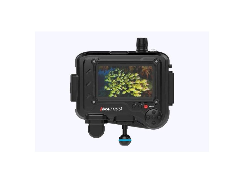 Nauticam NA-FHD5 Housing for Sony CLM-FHD5 Full HD Monitor